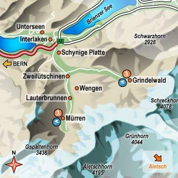 Jungfraumap